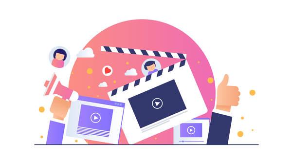 Videos verbreiten