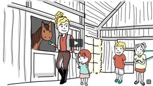 Filmproduktion für die Deutsche Reiterliche Vereinigung - Erklärvideo