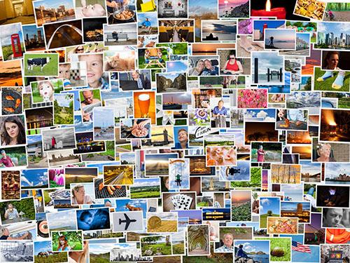 Süchtig nach Bildern