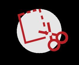 Icon Cutout
