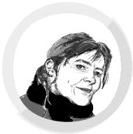 Sprecherin Annette